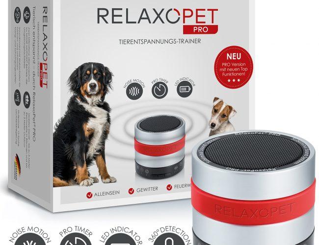 RelaxoPet PRO Hund (Version 2020)