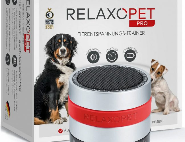 RelaxoPet PRO Hund (Version 2021)